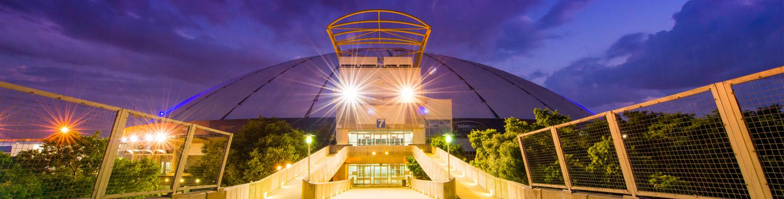TicketPro Dome Venue pic - Deck & Flooring Expo 2020